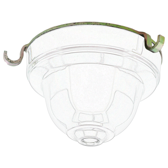 Small 63mm Three Hook Ceiling Cup Ring
