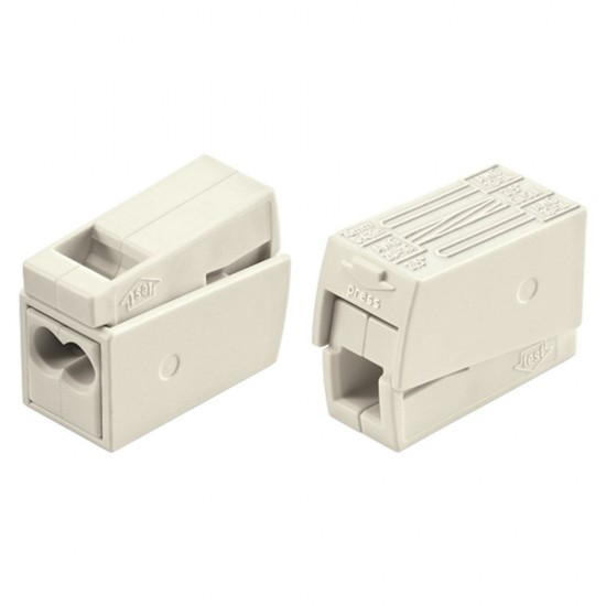 Wago 224-112 2-Lighting Connector; Standard Version