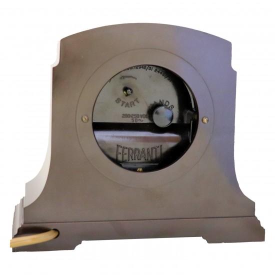 Ferranti Synchronus Electrical Clock Model 5